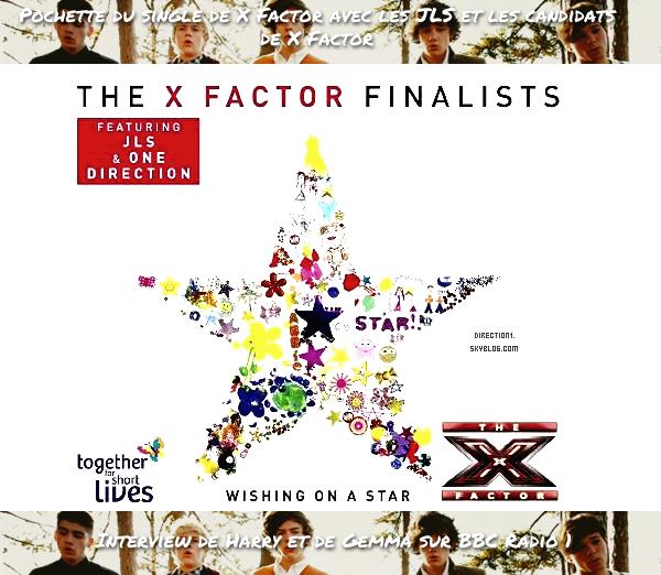 Interview + X Factor + Radio 1