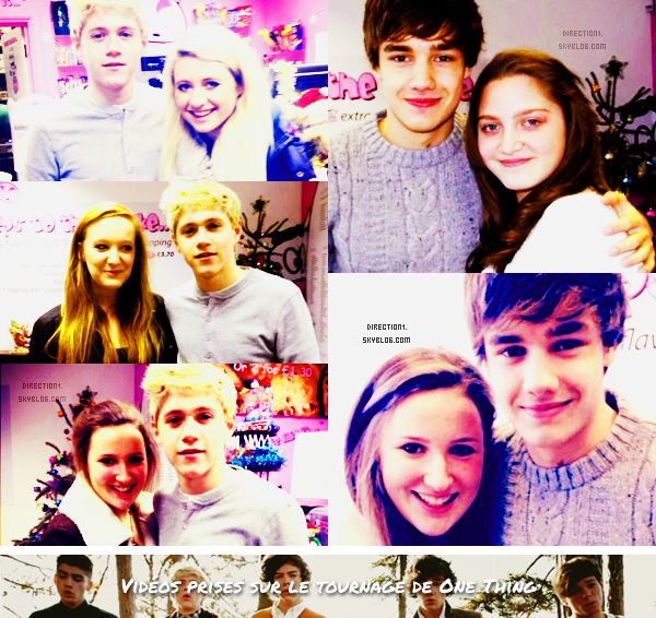 One Thing + Louis & Eleanor + Niam