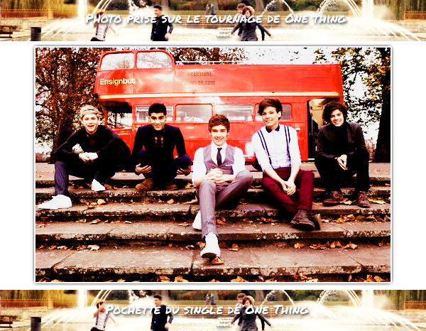 Candid + One thing