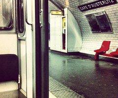La fille de la gare