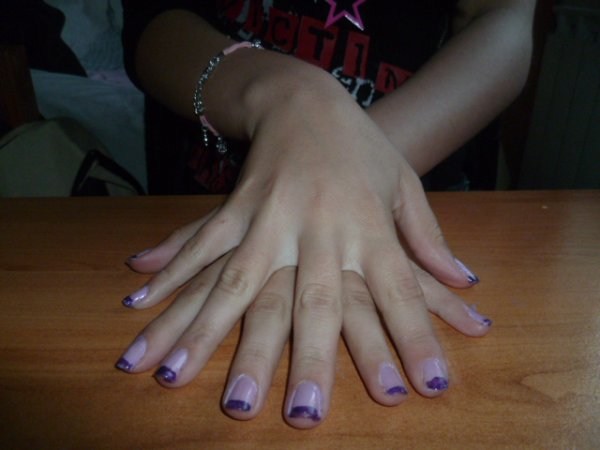 french toute violette