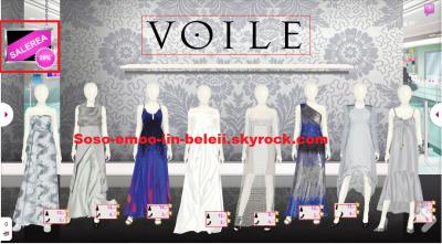 """Solde Chez """"VOILE"""""""