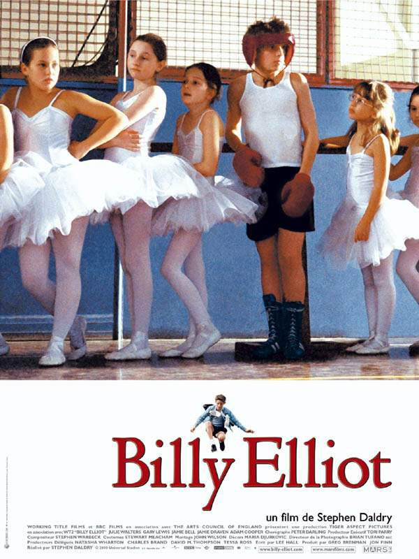 Billy Elliot ♥ ~ sorti en 2000