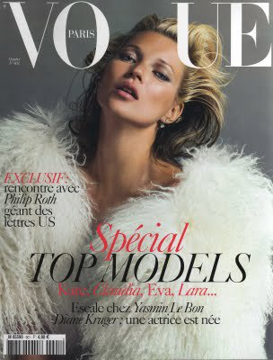 Kate Moss !