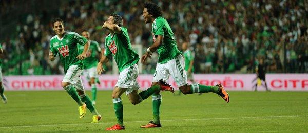 ASSE 1–0 Guingamp : les Verts gardent le cap