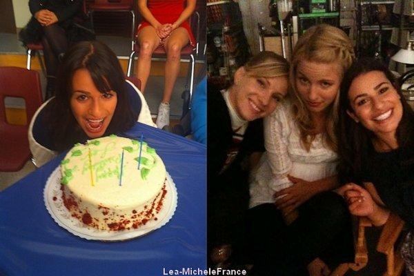 Mes photos Twitter favorites de Lea ! Et vous quelles sont vos préférées ?