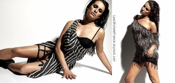 Voici un ancien photoshoot de Lea datant de 2010. Comment le trouvez-vous ? (perso : j'adore :D)