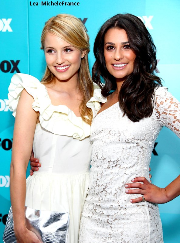 Flashback de Lea aux Fox Upfronts le 18 mais 2009. Vos avis, TOP ou FLOP ? (perso : très jolie ♥)