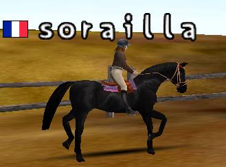 Sorailla