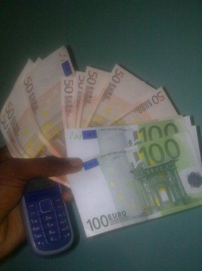 mon soud en euro