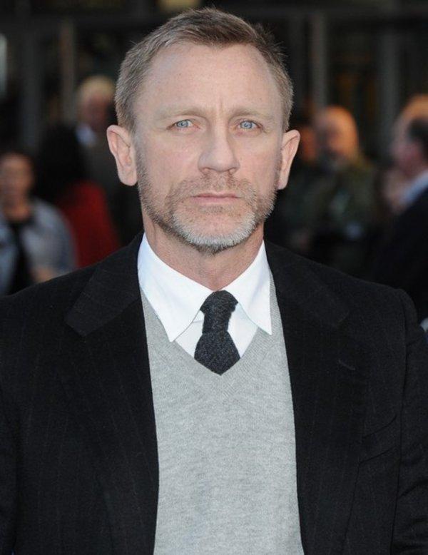 Daniel Craig !