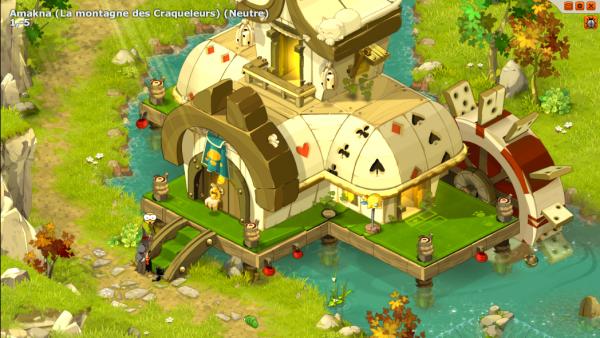 New temples et kolézéum