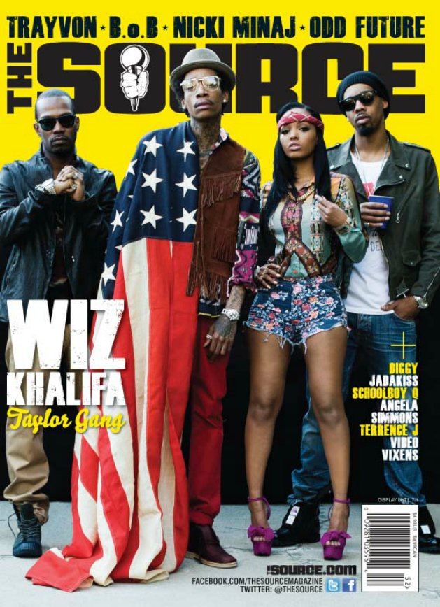 Wiz Khalifa & Taylor Gang Cover Source
