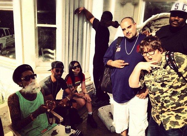 Wiz Khalifa ft Berner & Chevy Woods-OZ'S & LBS