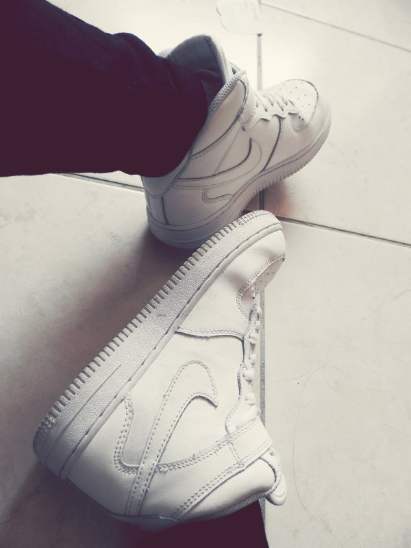 Nike air force 1 , mes bébés de base ;) *-* ♥♥