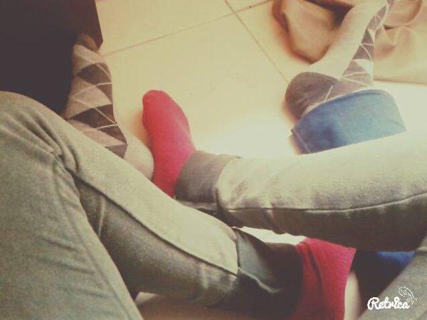Avec le shéri ♥♥