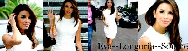 Le troisième jour du Festival de Cannes appartenait à une même activité que les previousdays pour Eva Longoria. Cette fois, elle a été capturé par des paparazzi lors de la marche sur un jour de pluie à Cannes, pour finalement être dans le Nikki Beach! Eva est très belle en robe blanche! Toutes les images que vous voyez dans la galerie!