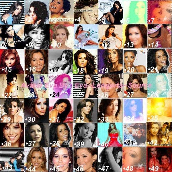 Quel avatar préfères-tu ?!.. ( en voudrais-tu un ? )