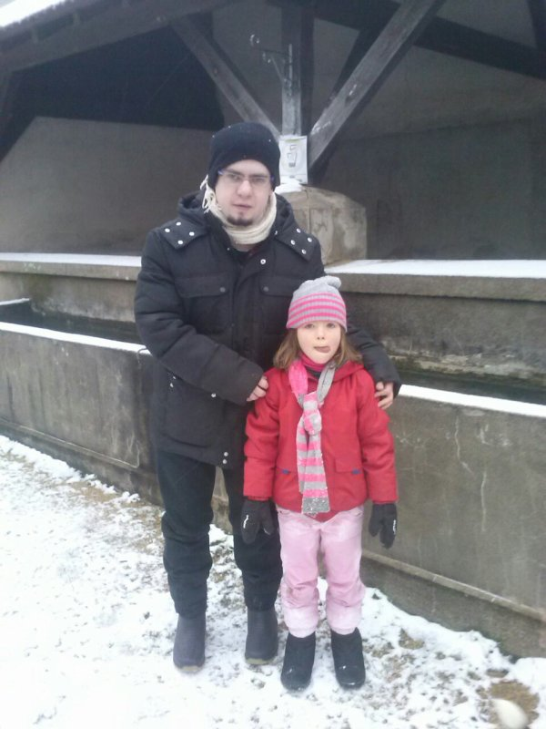 Noël 2014 moi ma soeur
