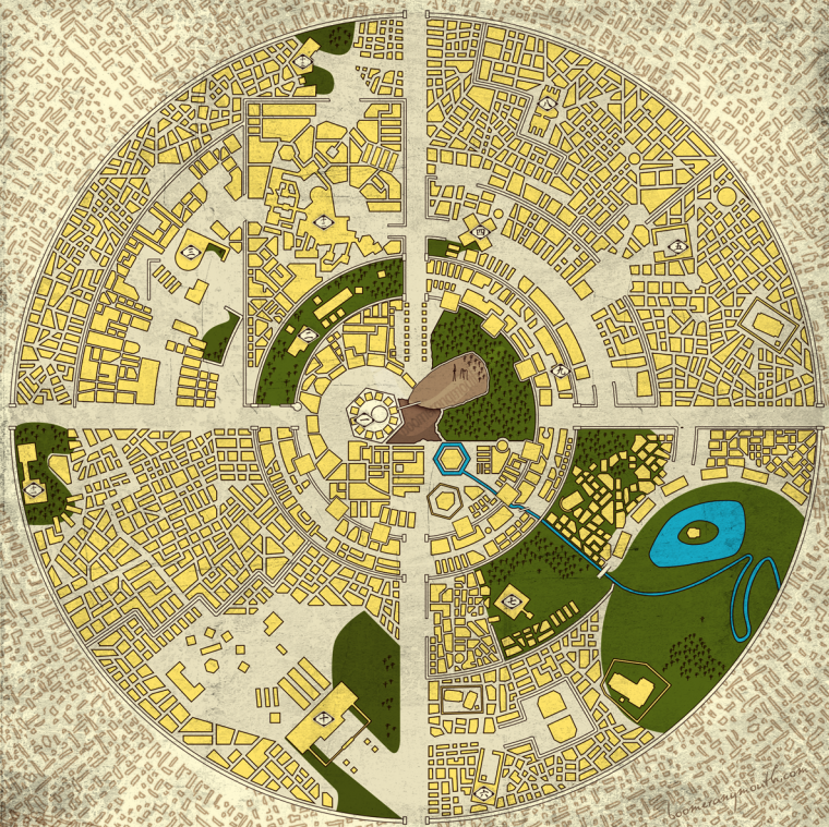 Map Soul Society