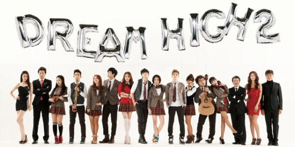 Drama : Dream high 2