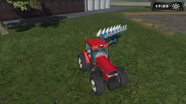 Farming Simulator 2011 - Semis de maïs