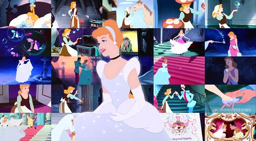 I Article 9 ★ ...• · BIENVENUE SUR WALTDISNEYPRINCESSES · • ... ★ Fiche Walt Disney : Cendrillon (1950)