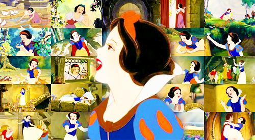 I Article 8 ★ ...• · BIENVENUE SUR WALTDISNEYPRINCESSES · • ... ★ Fiche Walt Disney : Blanche-Neige (1937)