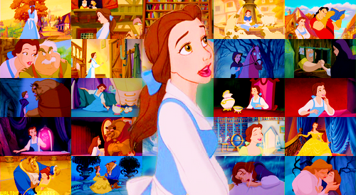 I Article 7 ★ ...• · BIENVENUE SUR WALTDISNEYPRINCESSES · • ... ★ Fiche Walt Disney : La Belle et La Bête (1991)