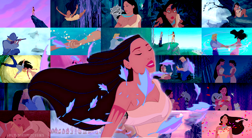I Article 11 ★ ...• · BIENVENUE SUR WALTDISNEYPRINCESSES · • ... ★ Fiche Walt Disney : Pocahontas (1995)