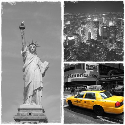 Cett`Ville Me Fai Frisoney , Ell Me Mey Dey Etooile Dans Ley Yeuxx , Cett Ville Me Faai Rever , Sett Vill Cey .. NEW-YORK