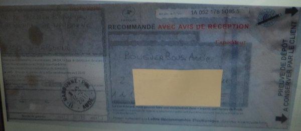 Résolution de l'Affaire Bouguerbous-cedh