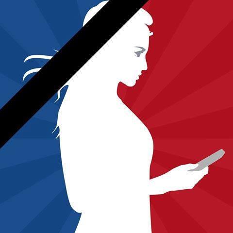 A titre de Solidarité envers les familles  contre les assassinats de Charlie Hebdo et les 2 policiers