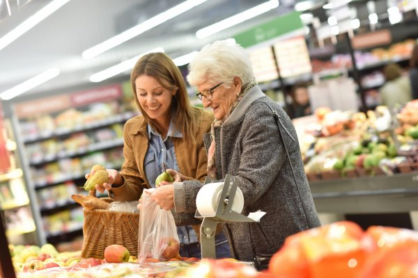 Simple Strategies to Improve Nutrition in Elderly People