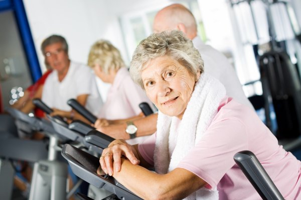 Easy Exercises for Elderly at Home