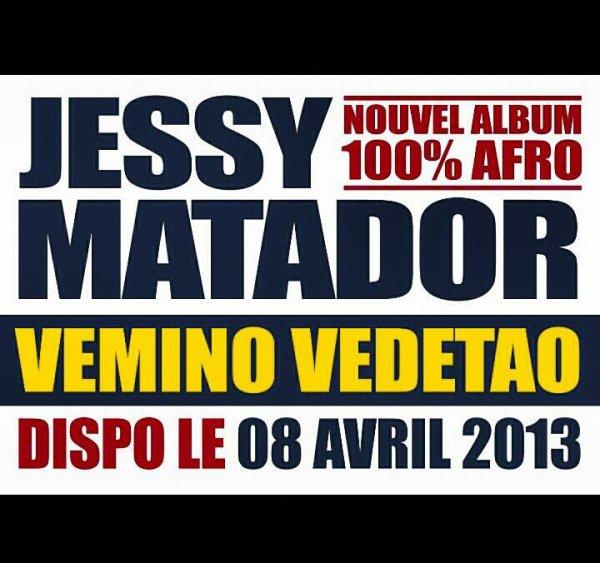 nouvel album de jessy matador