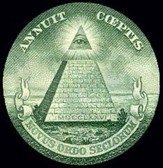 la pyramide et l'oeil