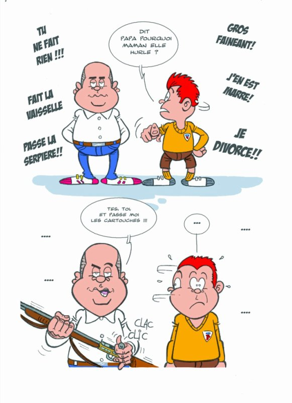 LES  AVENTURES DE BRACOURT
