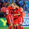 Play-off Retour Europa League : Trabzonspor 1 - 2 Liverpool