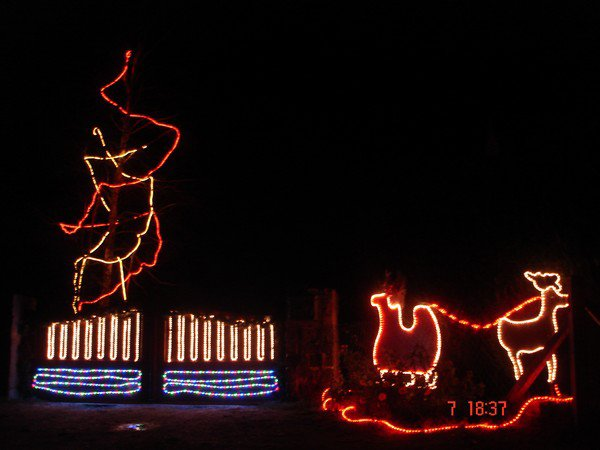 Evolution Des illuminations : 2005-2010