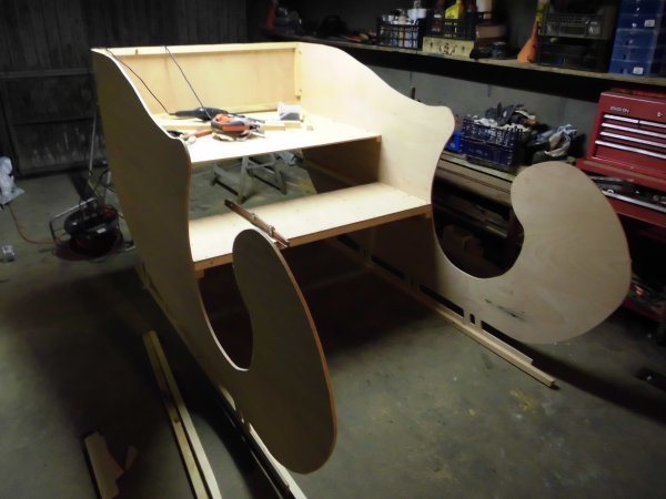 Création d'un Traineau 3D - Part I