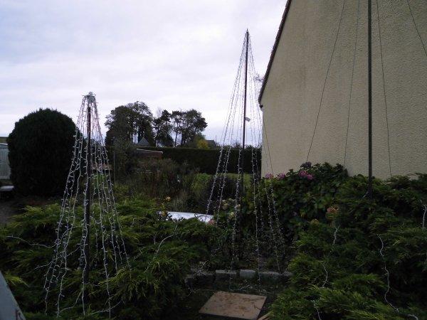 Installation des Illuminations 2012/2013 - Chapitre I