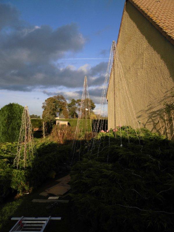 Installation des Illuminations 2012/2013 - Chapitre II