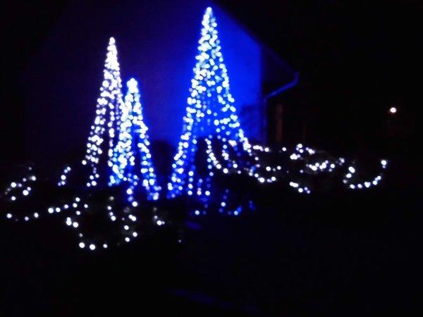 Installation des Illuminations 2012/2013 - Chapitre III