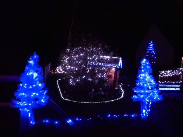 1er Essai des Illuminations 2012.