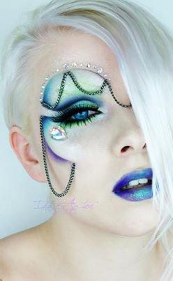 Le Maquillage Artistique, une autre de mes spécialitées