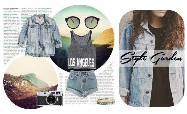 * StyleGarden*