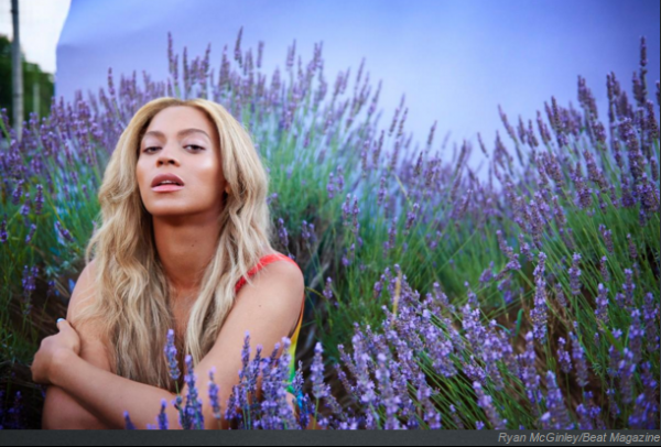 Beyoncé: photoshoot + Behind the scenes