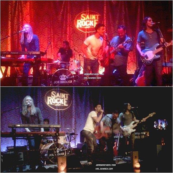 Le 3/05/2011 : Kevin et son épouse Danielle à l'évènement de la fondation Candie's à new York. Le 6/05/2011 : Joe as rejoint Ocean Grove sur scène.