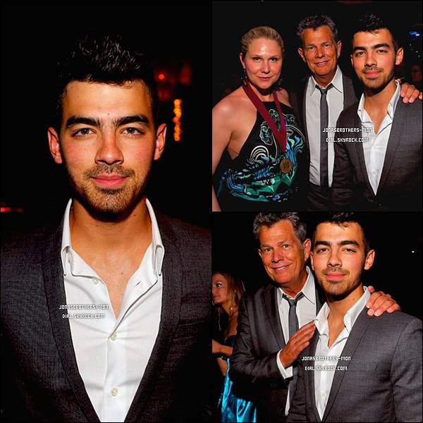 . 15/05/11 - Joe Jonas à été vu à restaurant mexicain avec Mikey Deleasa, à Los Angeles. 17/05/11 - Nick Jonas à été vu en pleine performance à un événement de charité, à New-York. 17/05/11 - Joe à été vu au 59ème Pop Music Awards, à Beverly Hills. 18/05/11 - Kévin et son épouse Danielle ont été vus à la célébration de la 160° année de la boutique Kiehl Kiehl's Flagship Store, à New York.  .